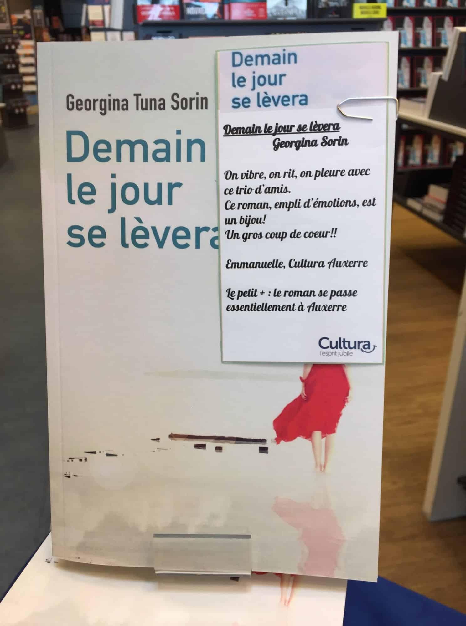 Coup de cœur Cultura Auxerre