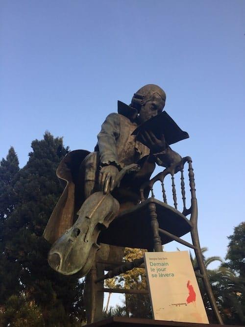Sous la garde de Mozart, à Séville