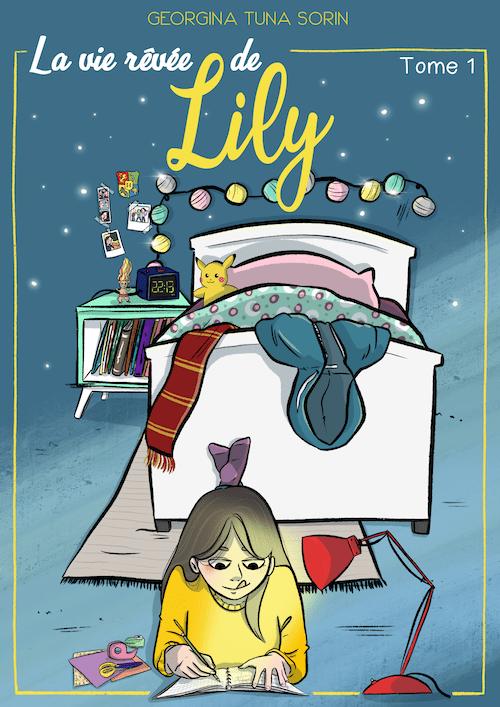 Couverture présentation La vie rêvée de Lily
