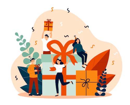 Happy sweet 16 cadeau et fête